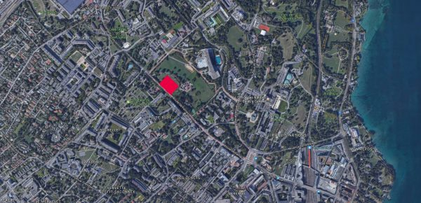 Geneva Student Housing Competition