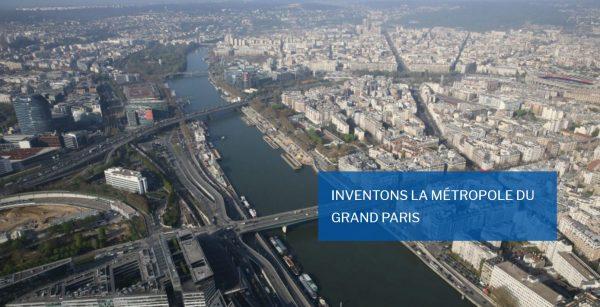 Inventons la métropole du Grand Paris