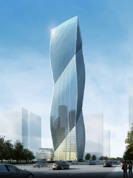 Excellence Houhai 'Bamboo Tower'